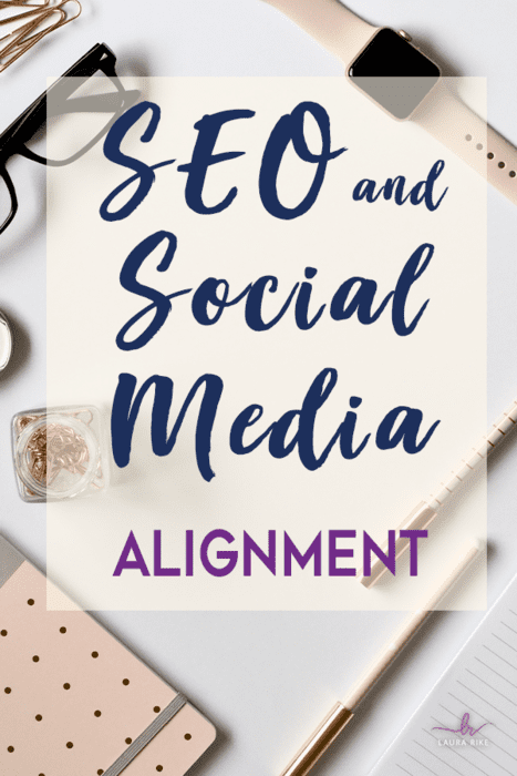 SEO & Social Media Alignment
