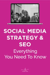 SOCIAL MEDIA STRATEGY & SEO | Everything You Need To Know
