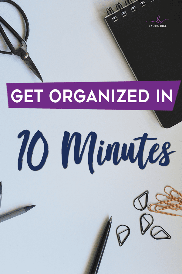 Become More Socially Organized In Less Than 10 Minutes!