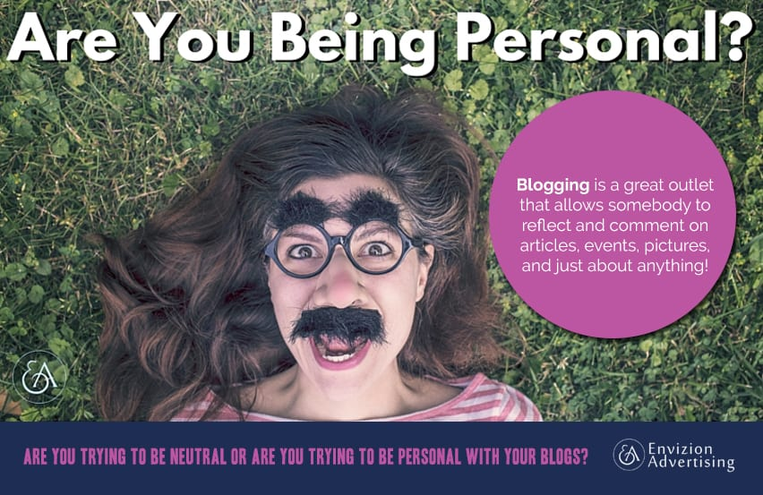 Bloggin is a great outlet that allows somebody to reflect and comment on articles, events, pictures, and just about anything