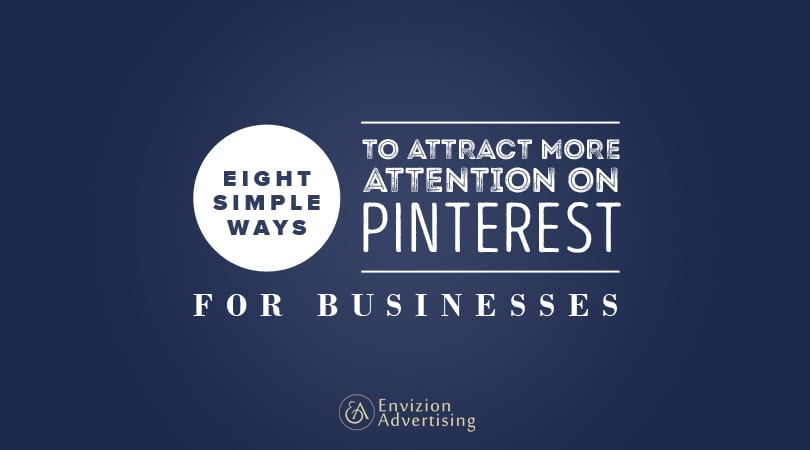 Pinterest is known for its organic marketing, and using the right tactics makes it easier to increase your visibility.