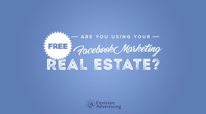 Learn how to set up your cover photo when marketing real-estate