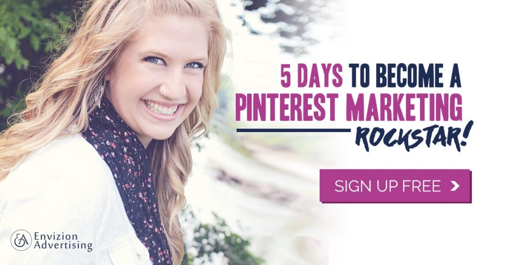 Free Pinterest Marketing eCourse - Laura Rike