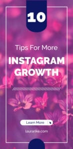 10 Tips For More INSTAGRAM GROWTH