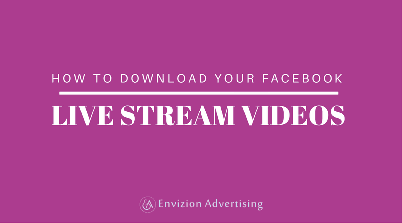 Are you on Facebook doing the whole Facebook Live broadcasting thing? If not you are pretty much missing out on the single best thing you can do for your business right now when it comes to Facebook marketing.