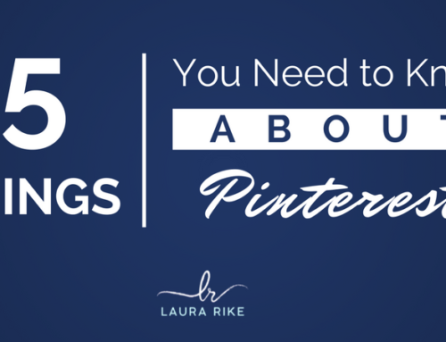 5 Things You Need To Know About Using Pinterest For Business Successfully