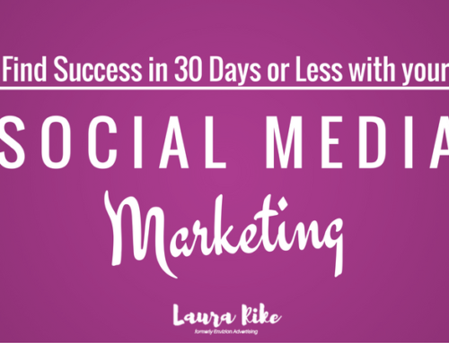 Find Success In 30 Days Or Less With Your Social Media Marketing