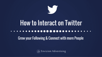How to Interact on Twitter, Grow your Following & Connect with more People -Laura Rike