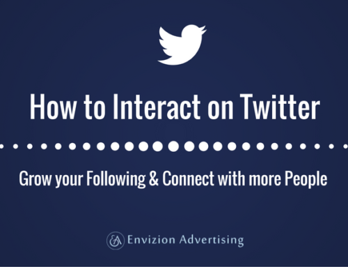 How to Interact on Twitter, Grow your Following & Connect with more People