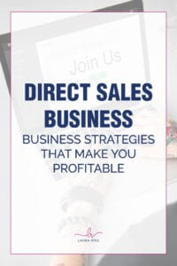 DIRECT SALES BUSINESS   Business Strategies That Make You Profitable