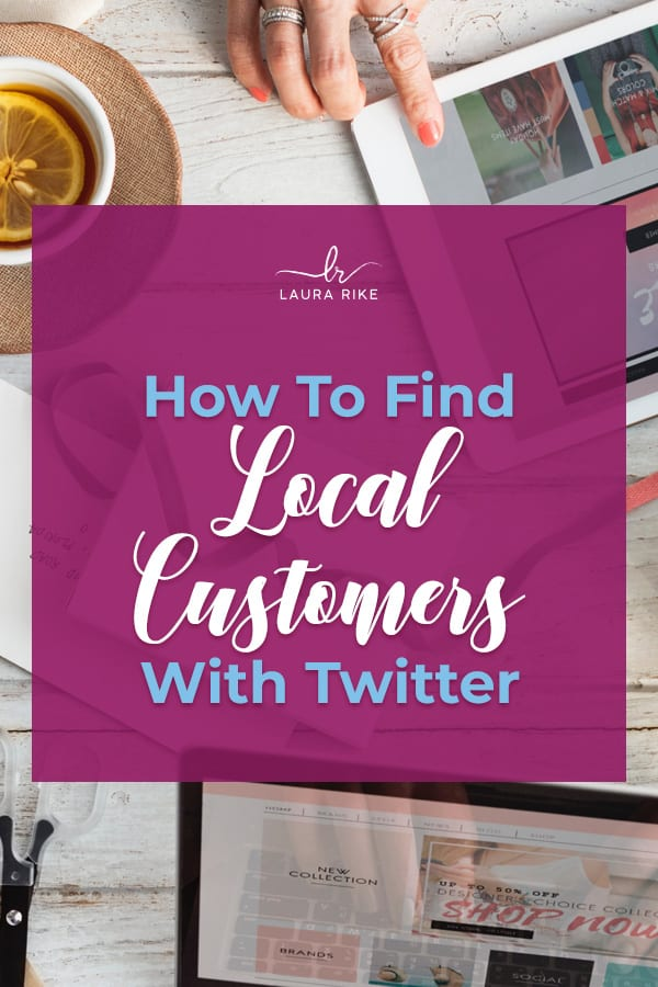 How To Find Local Customers With Twitter #twitter #twittermarketing #localmarketing
