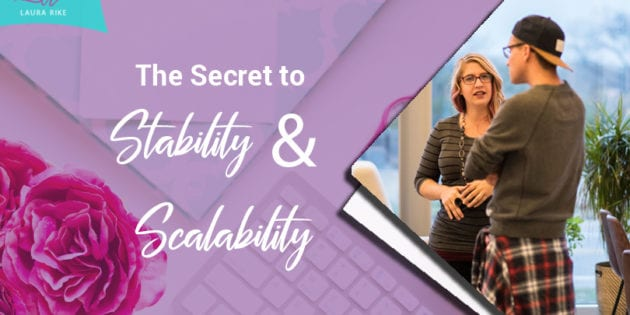 The secret to establishing stability and increasing your monthly cash flow may all come down to your attitude and anchoring your mindset.