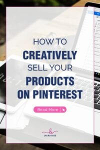 Selling Products on Pinterest