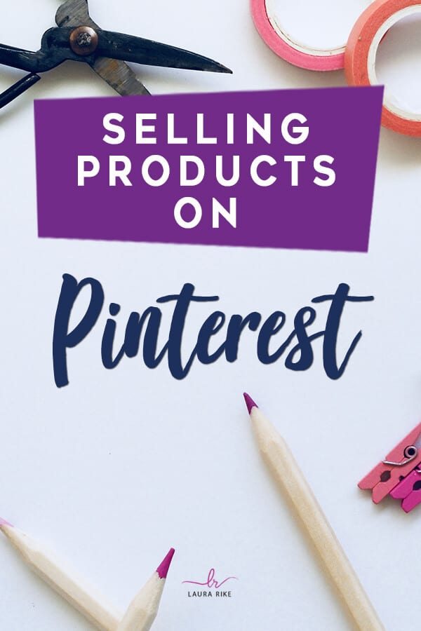 People get very touchy if they feel they're being sold to, so you have to get creative. I was once told that people don't like being sold to - they like to buy from you. Think about that for a second. I think that is so true! So let's talk about how to set your Pinterest marketing strategy up in a way that allows people to buy from you instead of feeling like you are just using another platform online to pitch to them.