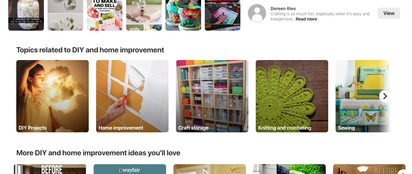 What NOT to do with your Pinterest Profile Strategy