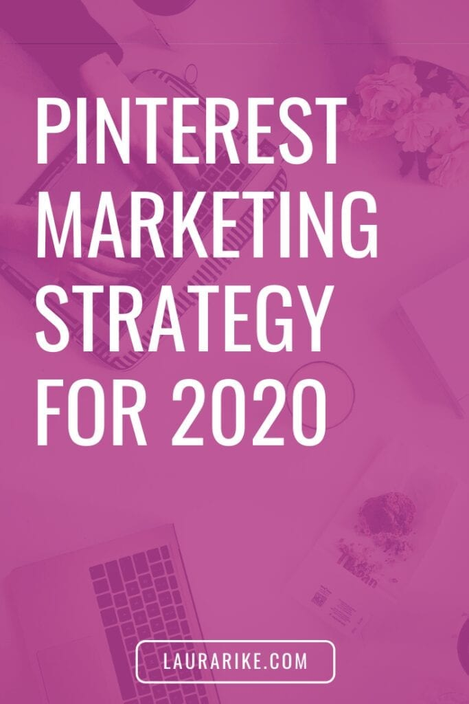 Want to drive more traffic to your website with Pinterest? Looking to use Pinterest to market your business and get more leads? Read how to create the best Pinterest Marketing Strategy for 2020. #pinterest #entrepreneur