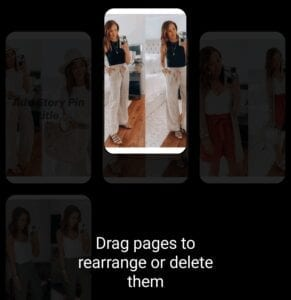 Create Pinterest Story Pins On Mobile