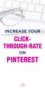 Increase Your CLICK-THROUGH-RATE On PINTEREST