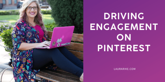 Driving Engagement on Pinterest