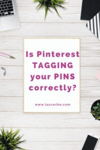 Is Pinterest tagging your pins correctly?