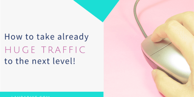 How to take already huge traffic to the next level