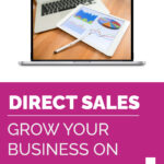 DIRECT SALES   Grow Your Business On Pinterest
