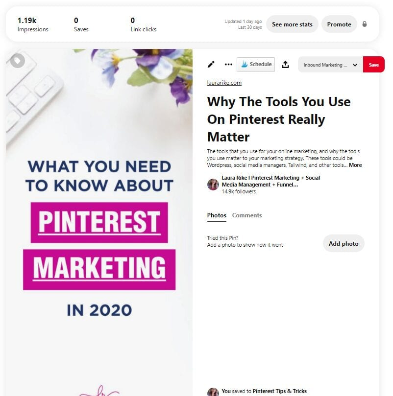 how to see scheduled pins on pinterest - learn how to schedule pins on pinterest for free
