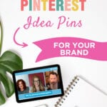 How To Use | PINTEREST IDEA PINS | FOR YOUR BRAND
