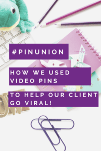 #PinUnion May 2021