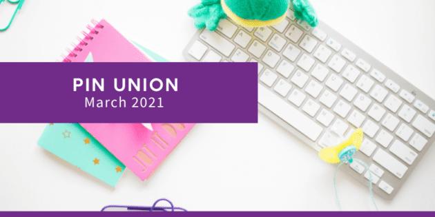 Pinunion March 2021