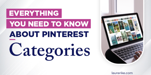 Everything You Need to Know About Pinterest Categories