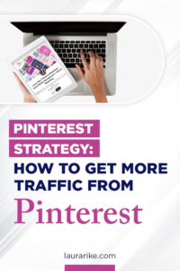 Pinterest strategy: Here are 25 ways to drive more organic traffic to your blog or website with Pinterest. Key tactics for Pinterest marketing strategy.