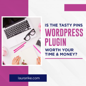 Tasty Pins optimizes all the images on your website or blog for use on Pinterest while supporting both your Google and Pinterest SEO