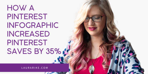 How a Pinterest Infographic Increased Pinterest Saves by 35%